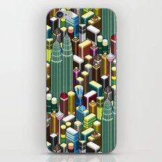 KL City iPhone & iPod Skin