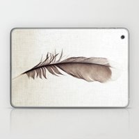 Feather Photograph: Ephe… Laptop & iPad Skin