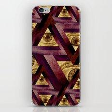 higheye iPhone & iPod Skin