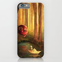 Forest Encounter iPhone 6 Slim Case