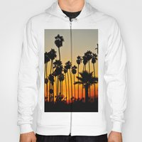 Palms to the Waning Day Hoody