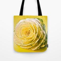 Cabbage Rose  Tote Bag