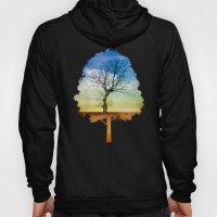 ATMOSPHERIC TREE | Autum… Hoody