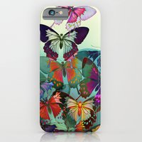 iPhone & iPod Case featuring Free Spirits by Klara Acel