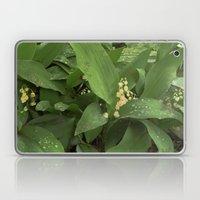 Old Lilies Laptop & iPad Skin