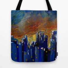 New Year Gift Tote Bag