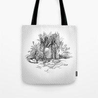 Creatures of nature Tote Bag