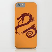 The Serpent's Sin of Envy iPhone 6 Slim Case