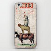 Animal Collection -- Tog… iPhone & iPod Skin