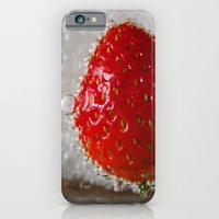 iPhone & iPod Case featuring Curious  by Catlickfever Art