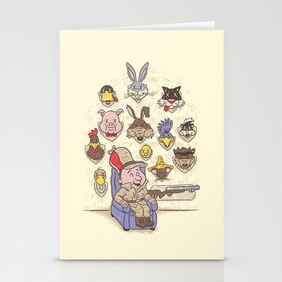 Wevenge! Stationery Card