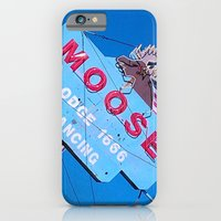 iPhone & iPod Case featuring A Moose is a Moose by NoelleB