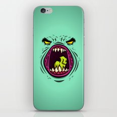 HUNGRY iPhone & iPod Skin