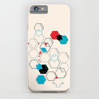 iPhone & iPod Case featuring Bumble bees by CarmanPetite
