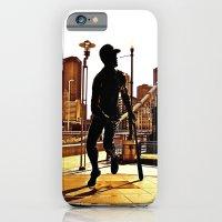 Roberto's Shadow Lives In Roberto's City iPhone 6 Slim Case