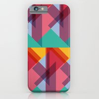 iPhone & iPod Case featuring Crazy Abstract Stuff 3 by Pencil Me In ™