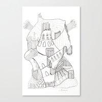 GeometriART 02 Canvas Print
