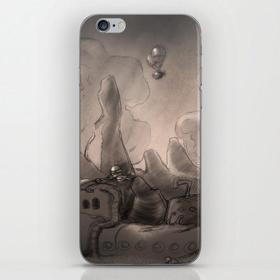 Trouble  iPhone & iPod Skin