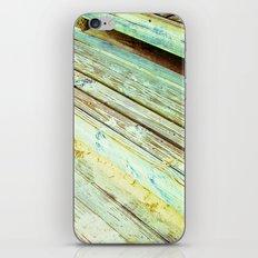 Beach Steps iPhone & iPod Skin