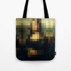 Buy pixels don't buy art Tote Bag