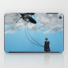 Defying Gravity iPad Case