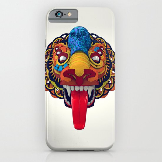 Artificial Mythology iPhone & iPod Case