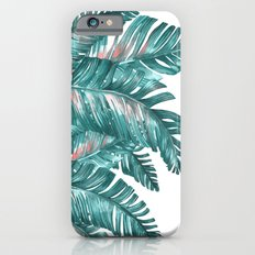 tropical blue iPhone 6 Slim Case