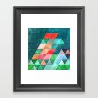 Pyry Cynth Framed Art Print
