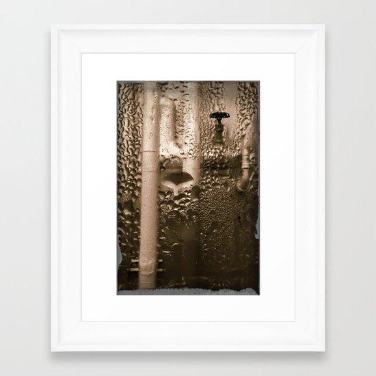 Liquidation Framed Art Print