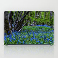 BLUE GLADE iPad Case
