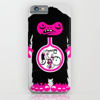 iPhone & iPod Case featuring Yeti stomach contents by Dane Flighty