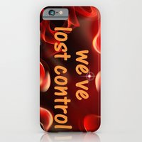 We Have Lost Control iPhone 6 Slim Case