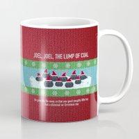 Lump Of Coal / Christmas… Mug