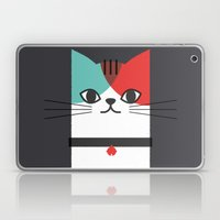 A Cat! Laptop & iPad Skin