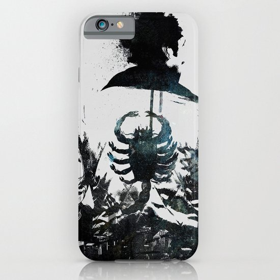 Everyone deserves a hero iPhone & iPod Case