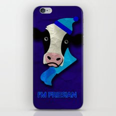 I'm Friesian iPhone & iPod Skin