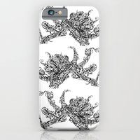 iPhone & iPod Case featuring Thinker by René Campbell