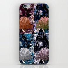 SAKURA SPRING  [QUADTYCH… iPhone & iPod Skin
