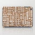 Northwoods Pattern. iPad Case