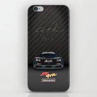 1995 McLaren F1 GTR Le Mans Winner iPhone & iPod Skin