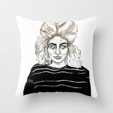 Process  Throw Pillow