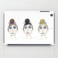 Pretty Ladies iPad Case