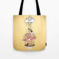 To Live Tote Bag