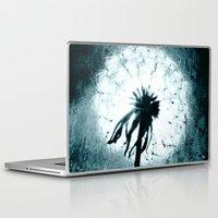 dandelion Laptop & iPad Skins featuring dandelion by Falko Follert Art-FF77