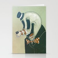 Cut Nose Stationery Cards