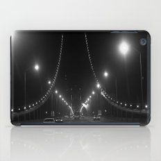Late Nights on the Bay Bridge iPad Case