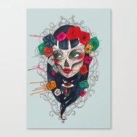 Mexican SK Canvas Print