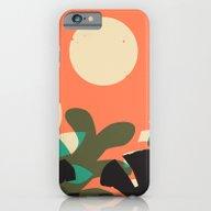 Jungle Sun #2 iPhone 6 Slim Case