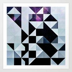 Qyxt Art Print