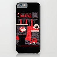 iPhone & iPod Case featuring Le Château by jublin